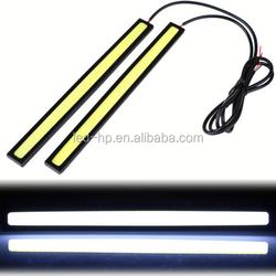 12v Led Light Cob Car Daytime Running Lights Wholesale Price Day Light LED Auto
