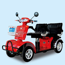 Mini Electric Scooter Tricycle Golf Car For Handicapped