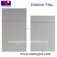China Shenzhen factory supply wholesale LCD polarizer film as customer require specification