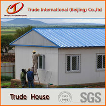 Fast installation and low cost prefabricated house used price