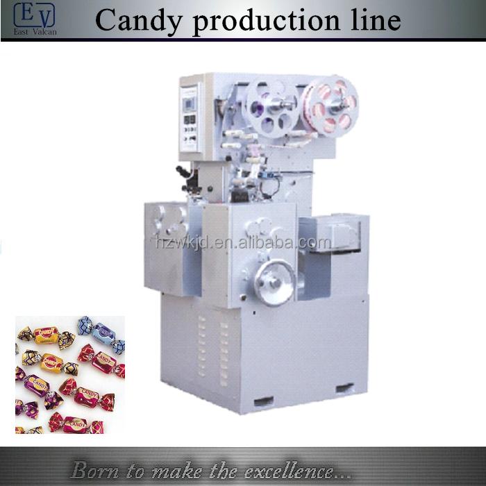 taffy wrapping machine