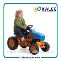 De plástico para niños paseo en el tractor paseo- en juguete de los niños pedal manual de camiones juguetepaseo en tractor