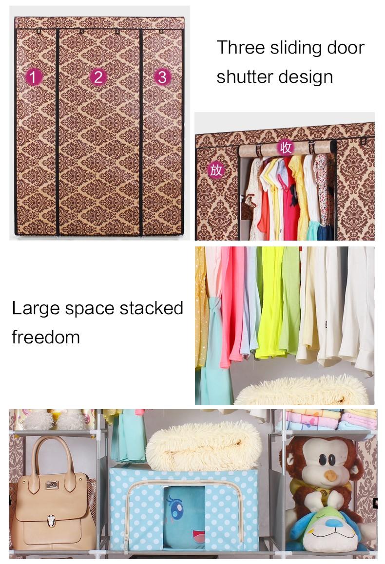 Moderne uiterlijk en slaapkamer meubels type big size vouwen ...