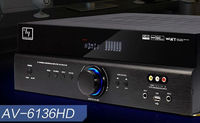 Active HDMI Digital Optical Coaxial function 5.1 Channel Power Amplifier