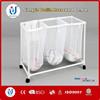 magic detachable folding laundry basket with legs