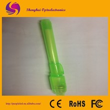 Good quality invisible uv ink pen with light