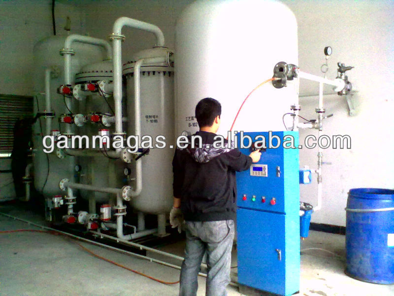 Generador de gas nitr geno de alta pureza equipos - Generador de gas ...