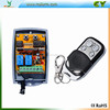 Mini single color metal cover with receiver module rf remote control CY026