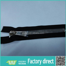 Zinc alloy teeth metal zipper,Size 8 metal zip fashion zippers for shoes,boots