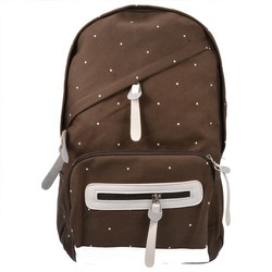 New Style China Fashion Casual canvas backpacks for teenage girls SV017106