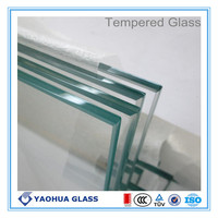 AS/NZS CE ISO safety high quality oven door tempered glass