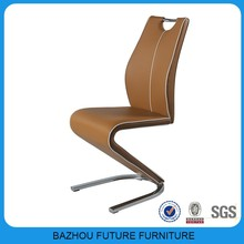 Modern appearance Luxury leather dining chair dining room furniture