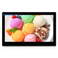 18.5''21.5'' Root Android System tablet pc 3g sim card slot