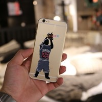 Wholesale Mobile Accessories Local Colorful Jordan Skin Sticker for iPhone Decals iP6-color (75)