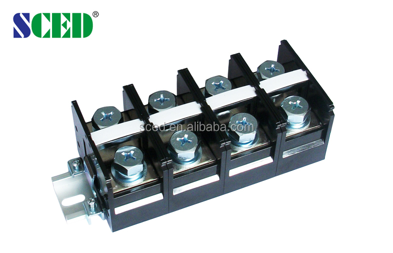 240a High Current Din Rail Conector 600v Pc Electrical