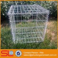 Stainless Steel Welded Mesh Gabion Box