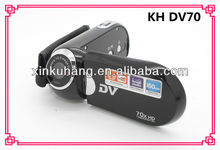 DV70 2012 Best 32GB flash memory card hd KH handycam digital cameras