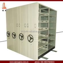 Governmental Hospital Filing Cupboard Storage Solution Anti-Tilt Mechanism Medical Records Storage Shelf