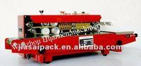 impulse band sealer FR-900I pvc heat sealer plastic bag sealing machine