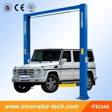 multiple voltage factory-made car repair mechanics T8234S with CE 4000KG capacity to repair cars MOQ 1set