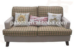 Factory direct sale small cloth sofa furniture
