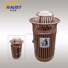 Hot sale manufacturer outdoor waste bin