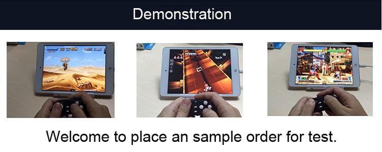 Для google картон 3D очки Bluetooth контроллер/джойстик Bluetooth геймпад для android/IOS/PC