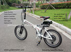 bicicleta elétrica de dobramento, Elétrica bicicleta, Foldable eletric bicicle