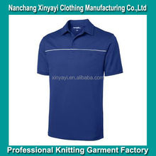 100 polyester sports wear dry fit polo shirt