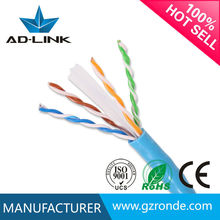 electric cable electrical wiring flat lan cable utp /ftp/sftp cat6 Ad-link lan cable network cable lan