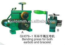 2014 GH079-1 bending press for earbob and bracelet