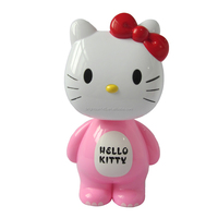 Wholesale China Factory Creative Kids Lamp Hello Kitty Recharge LED Table Lamp For Reading / Promotion Gifts