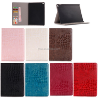 High Quality Slim Crocodile Leather Case for iPad Mini 4