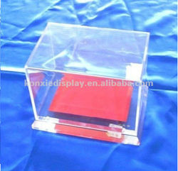 Rectangular Acrylic Jewelry Display Case