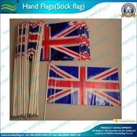 Cheap Eco-friendly PE hand flags (SC-NF01P02014)