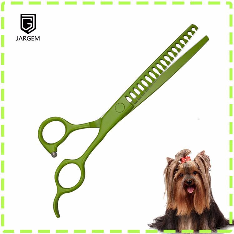 grooming pet scissor:
