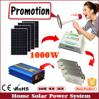 Hot Selling Off Grid 1KW 2KW 3KW 5kw 100KW Solar Power System