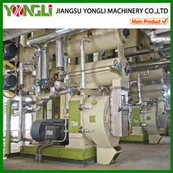 CE approved High-end quality chicken feed mill plant