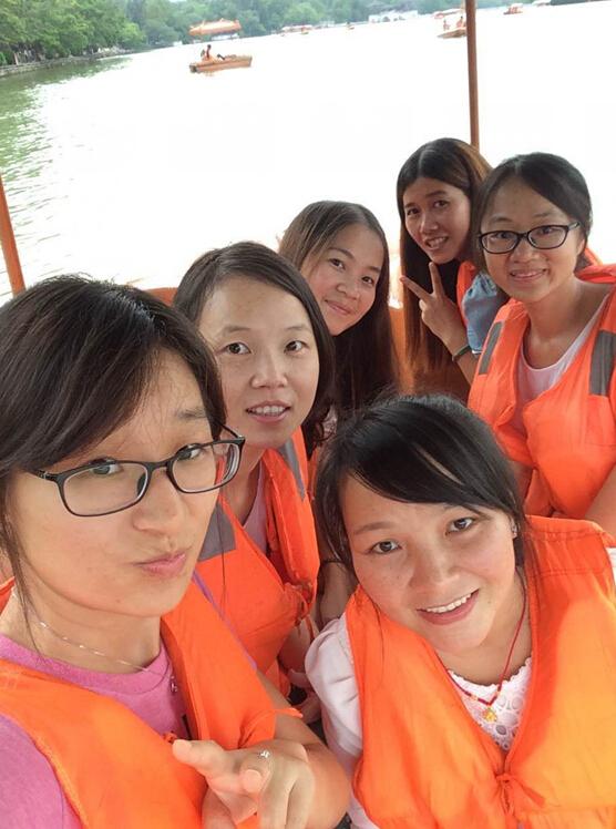 HuiZhou Traveling 2015