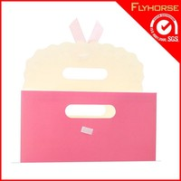 New lovely small handle paper bag for bread