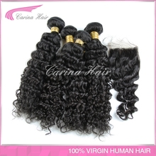 Carina Hair Products Hot Selling Wholesaler Prompt Shipment Fashionable Deep Wave Malaysian Skin Weft Hair Extension
