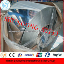 zinco galvanizado bobina