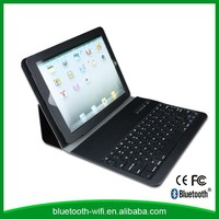 2015 hot wireless bluetooth keyboard with case for ipad