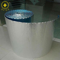 Cooler roof heat insulation material