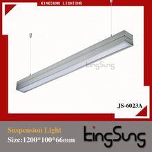 Hot Sale! t5 fluorescent office/architectural pendant lum JS-6023A
