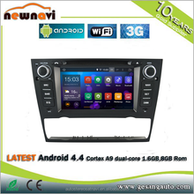 Quality assurance pioneer 2 din android car radio with navigation with BT 3G WIFI DVR IPOD AM/FM