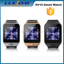 2015 Trendy Hand-free Answer Call Anytime Business WiFi Smart Watch From China OEM ODM Factory