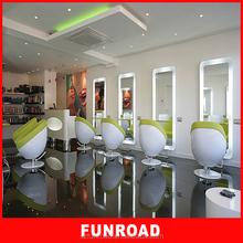 Elegant style new fashion salon store furniture.