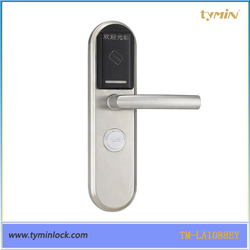 TM-LA1088 High Level Proxy Card RFID handle door lock, for hotel home etc