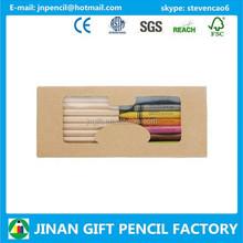 Promotional Aladin Drawing Pencil and Crayon Set